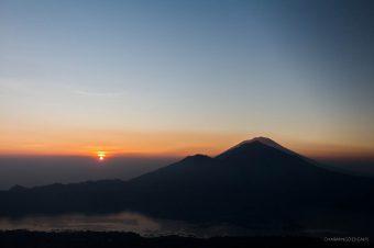 Śniadanie na wulkanie? Jak wejść na wulkan Batur na Bali?