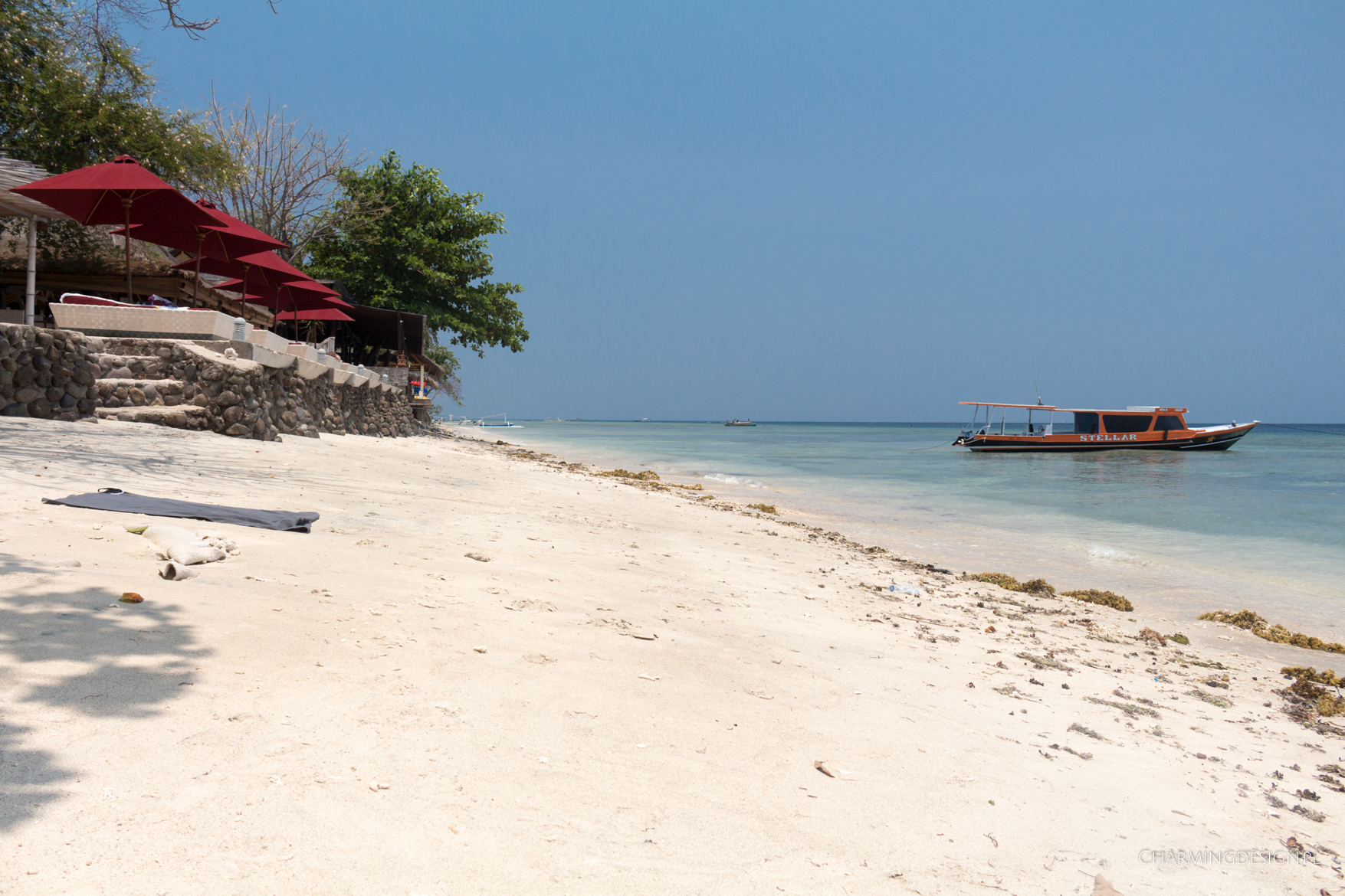 Gili Air w Indonezji (2)