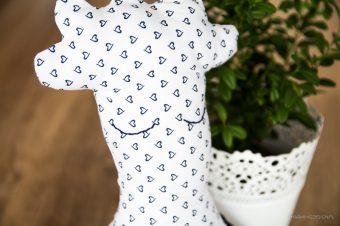 Śpioszek – przytulanka handmade nie tylko do snu