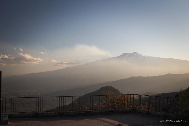 Sycylia Etna