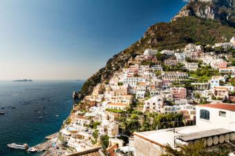 Tanie loty do Neapolu. Półwysep Sorretyński, Wybrzeże Amalfi, czyli włoska Kampania po mojemu